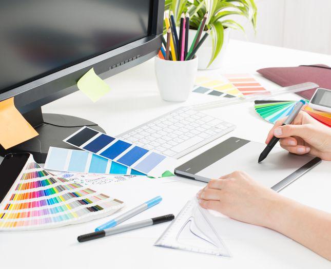 Kreatywne studio graficzne
